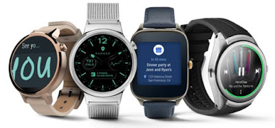 Google's new smartwatch has one big improvement over the first Android Wear