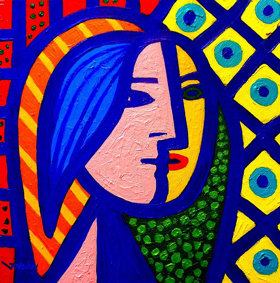 Imagination Painting: Picasso Paintings