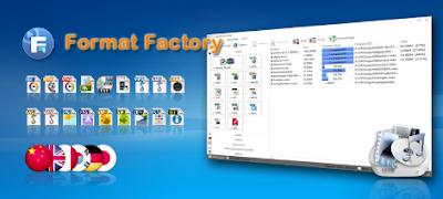 تحميل محول الصيغ 2018 Format Factory مجانا