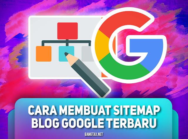 Cara Membuat dan Submit Sitemap Google SEO terbaru