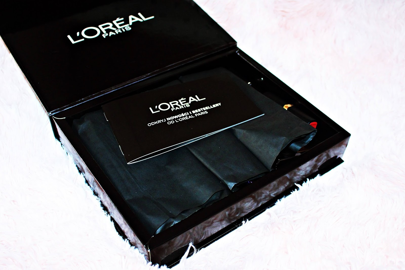 Przegląd nowości i bestsellerów - Box od L`oreal Paris
