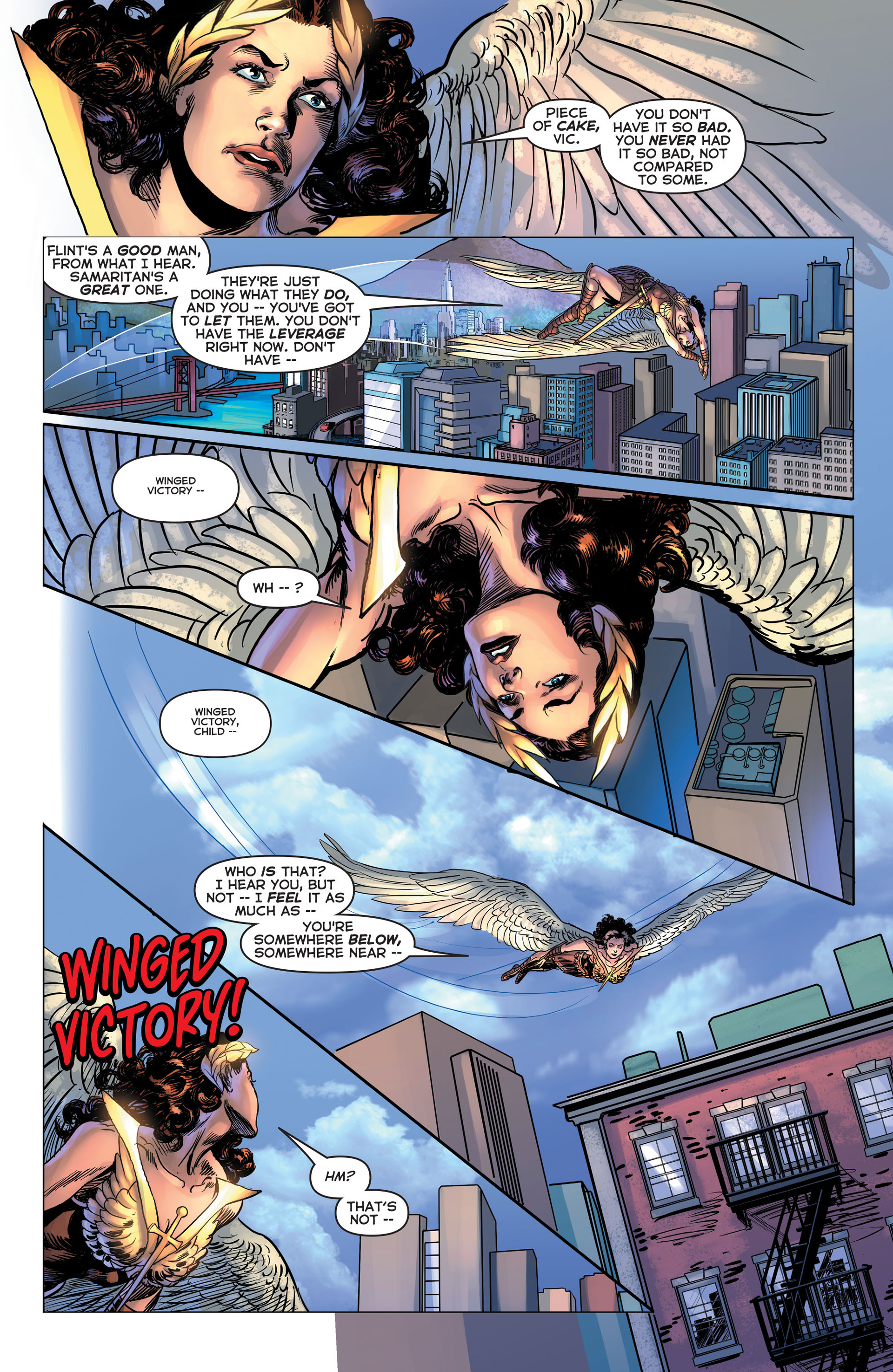 Read online Astro City comic -  Issue #8 - 22