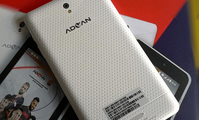 Stock Firmware Advan E1C 3G