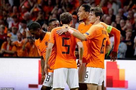 Hà Lan đang có phong độ khá tốt