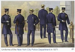 ब्लू ड्रेस ऑफ़ न्यू यॉर्क पुलिस