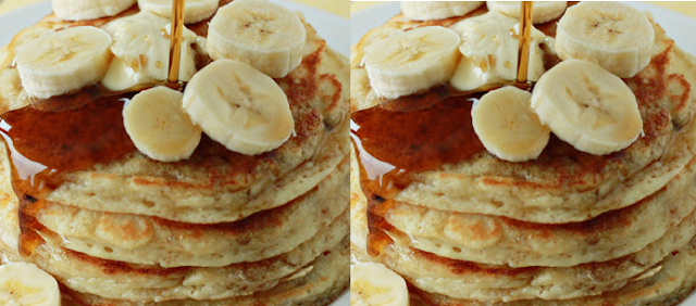 Banana Pancakes Banana Fruit Recipes