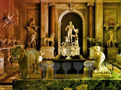 Italy Palazzo Escape Solución - Juegos de escape