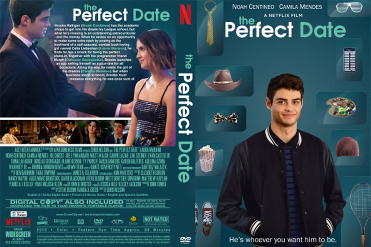 The Perfect Date (2019) 720p WebRip [Dual Audio] [Hindi 5.1+English]