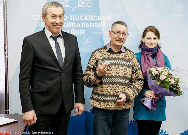 Ещё шесть семей переехали из аварийного фонда Сергиев Посад