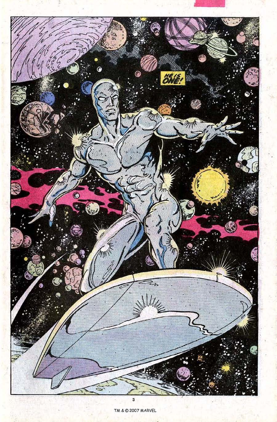 Read online Silver Surfer (1987) comic -  Issue #23 - 5