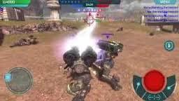 War Robots Mod Apk Terbaru 2017 v2.6.2 Data Mod VIP Pro