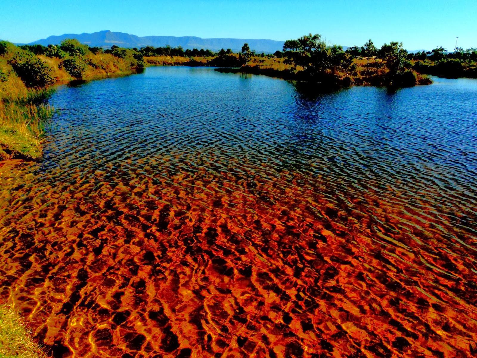 Lagoa do Banho, em Arroio do Sal
