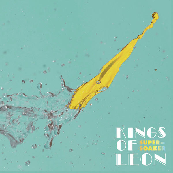 Kings of Leon - Supersoaker - Single Cover