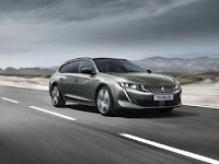 New Peugeot 508 SW: Cool Wagon For Cool Husband