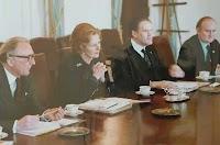 قصة حياة مارجريت تاتشر - أول إمرأة رئيسة وزراء للمملكة المتحدة