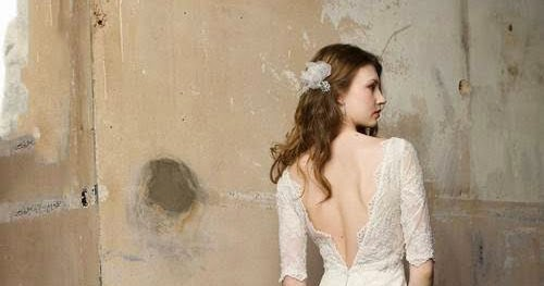 Backless Lace Wedding Dresses Kleinfeld UK Concepts Ideas