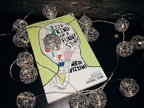 Review: It's Kind Of A Funny Story by Ned Vizzini