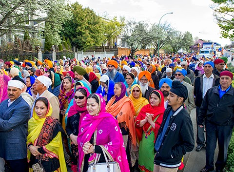 Sikh community in Vancouver