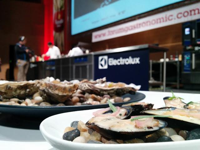 .@CompartirCDQ Fòrum Gastronòmic: La nova cuina de Girona, 5 anys de Compartir