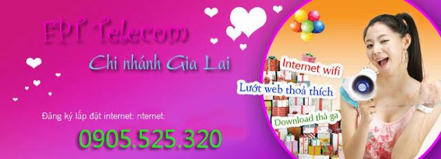 Lắp đặt internet fpt phường Hội Thương