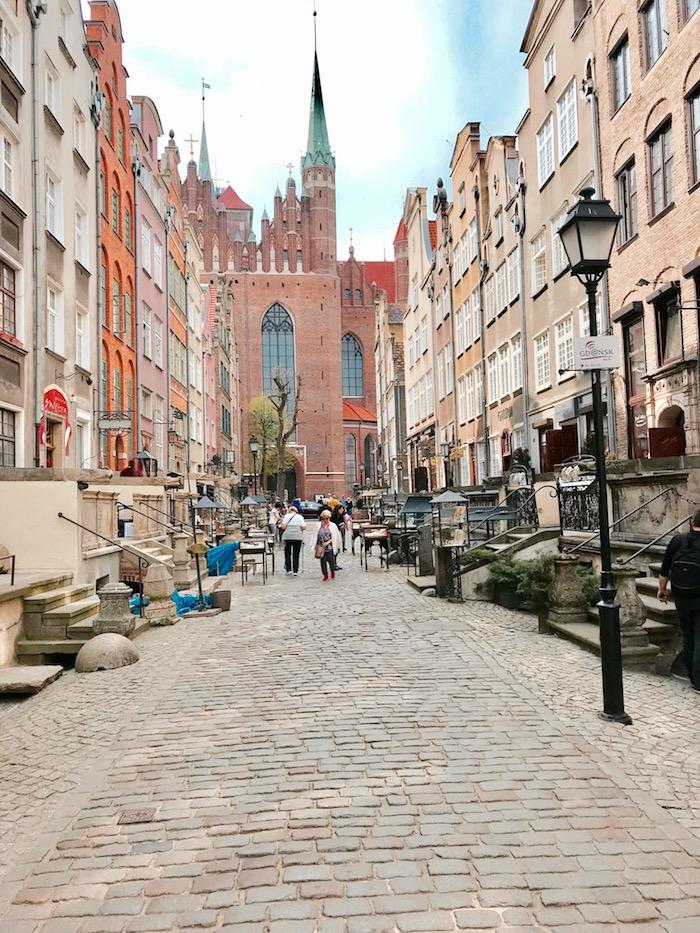 gdańsk ciekawe miejsca, gdańsk, najładniejsza ulica w gdańsku, Gdańsk ulica mariacka, gdańsk bursztyn, gdańsk umam,
