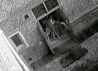 Hantu CCTV