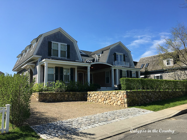 Classic New England Home - Martha's Vineyard