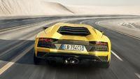 Lamborghini Aventador S pot d'échappement
