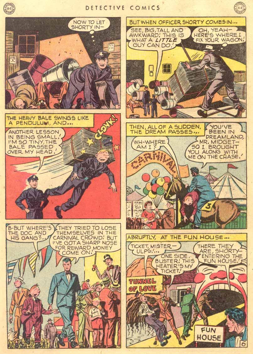 Read online Detective Comics (1937) comic -  Issue #149 - 29