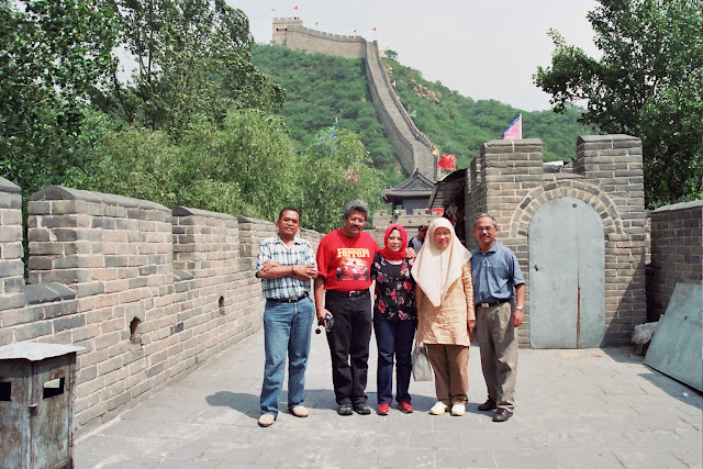 Wonders of Tembok Besar China