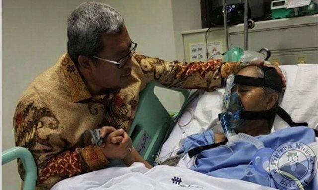 Ibunda Gubernur Jawa Barat Ini Meninggal Dunia, Sejumlah Pemimpin Daerah Pun Mendoakannya
