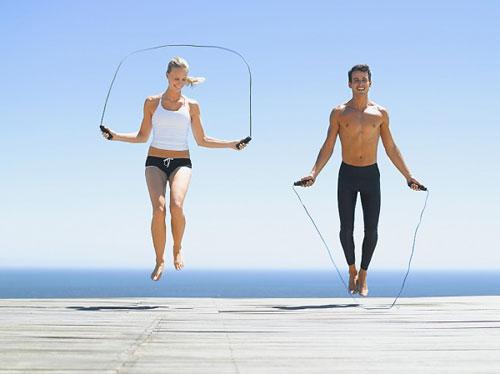 Nhảy dây - Bài tập nghe thì đơn giản nhưng hiệu quả không ngờ