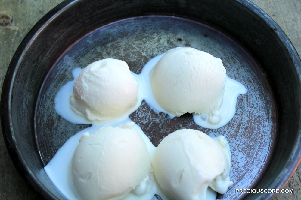 easiest vanilla ice cream