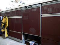 Panasonic製のNP-45VD5シリーズ食器洗い洗浄機乾燥機
