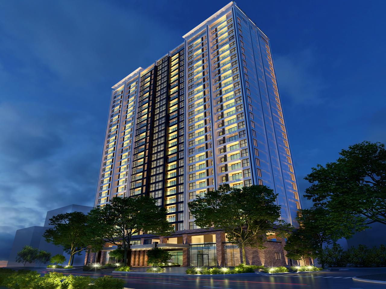 Phoi canh can ho Hiyori Garden Tower