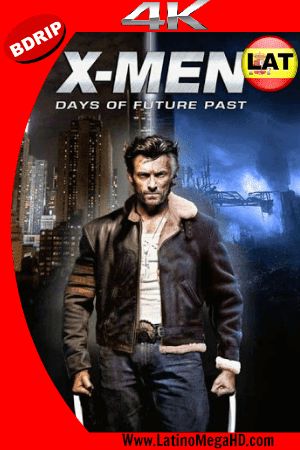 X-Men: Días Del Futuro Pasado (2014) Latino Ultra HD 4K 2160P (2014)