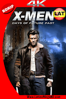 X-Men: Días Del Futuro Pasado (2014) Latino Ultra HD 4K 2160P - 2014