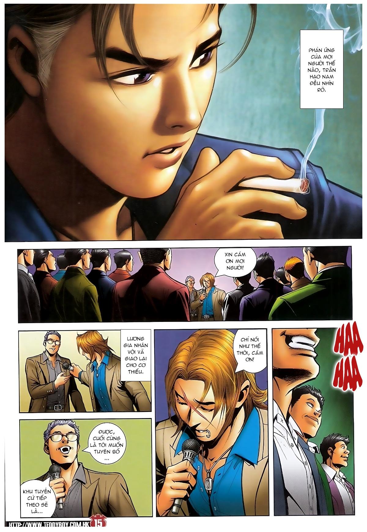 Người Trong Giang Hồ - Chapter 1495: Thiên lý truy hung - Pic 14