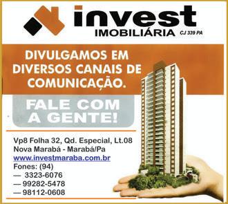 INVEST IMOBILIÁRIA -- MARABÁ/PA