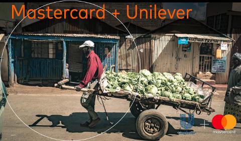 Mastercard + Unilever