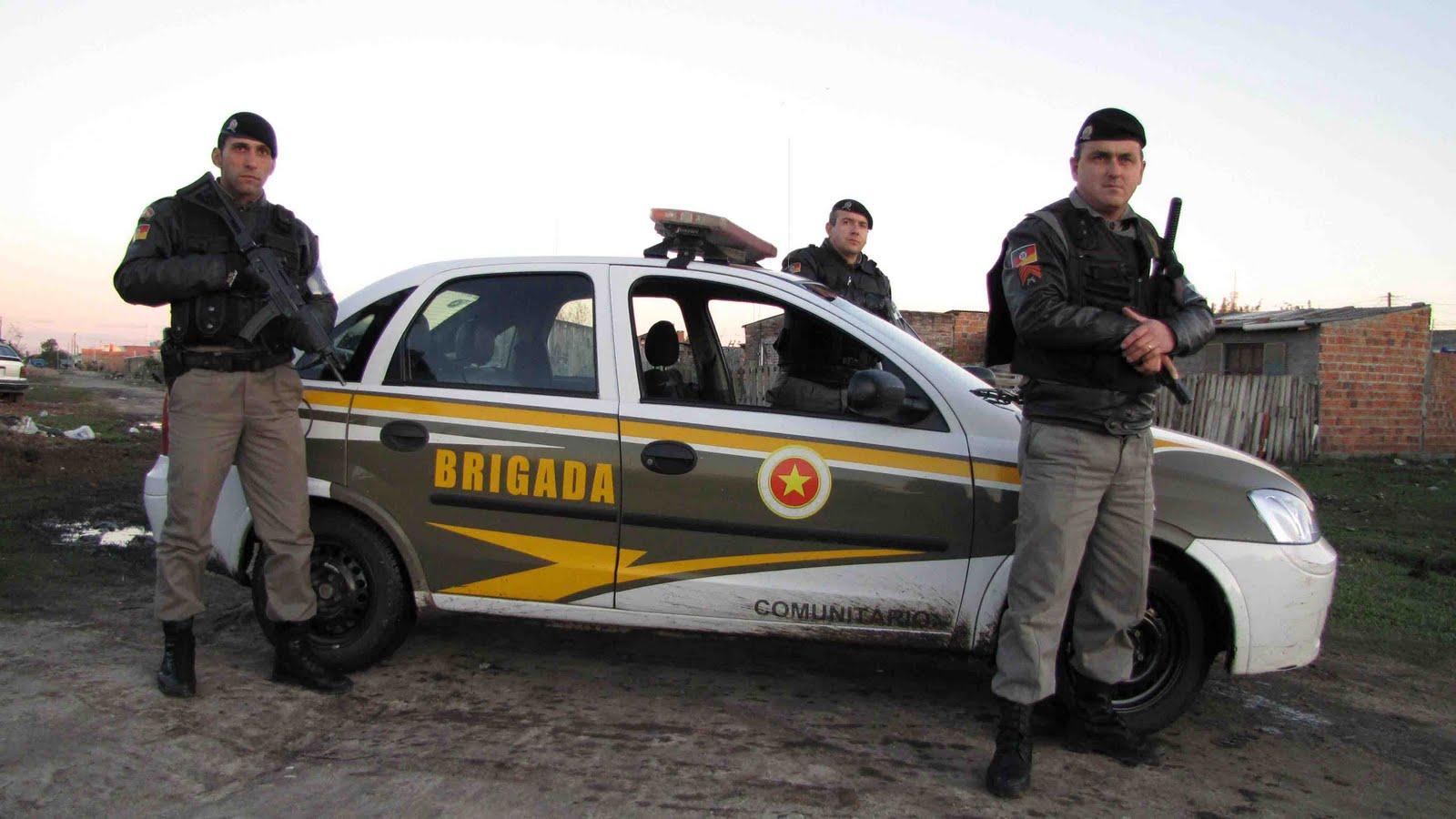 Resultado de imagem para brigada militar rs