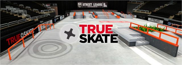 True Skate Apk Mod 1