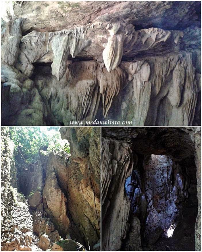 Goa Vertikal Wisata Alam Batu Rongring