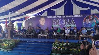 SBY Bersama Ibas Hadir Ditengah Masyarakat Magetan Dukung Prona