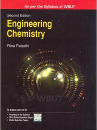 Engineering Chemistry Book Pdf