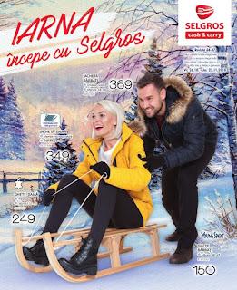 Catalogul Selgros Moda Iarna 25 octombrie - 22 noiembrie 2018