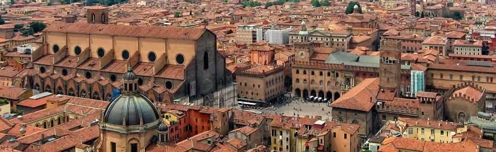 I 10 luoghi più Romantici d'Italia - Bologna