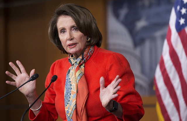 Nancy Pelosi sides with NFL players' right to demonstrate during national anthem