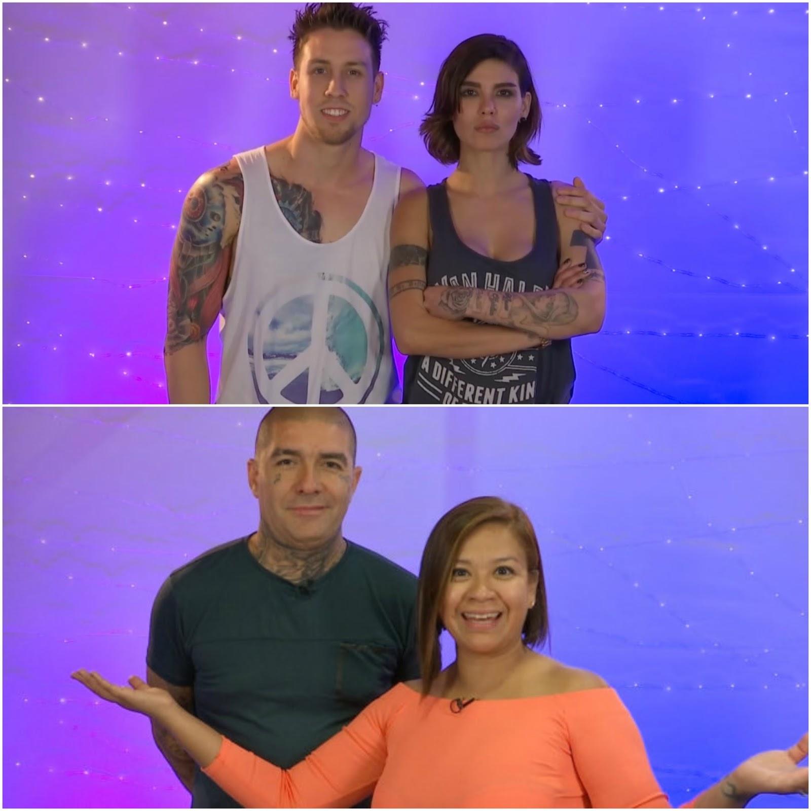 Angie Jibaja Última hora reality shows: presentamos: angie jibaja y