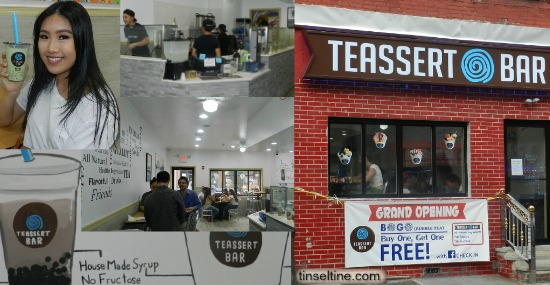 Philly Spotlight: TEASSERT BAR